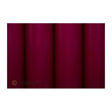 Oracover - Standard Bordeaux Red