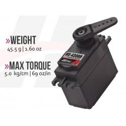 Hitec HS-430BH Deluxe High Voltage Standart Servo