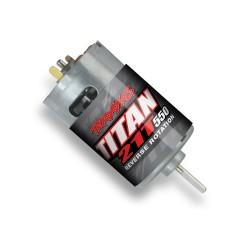 Traxxas Titan 21T 550 Motor Reverse Rotation