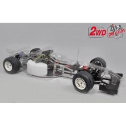 FG Formula 1 1/5 Sportsline 2WD Zenoah 26cc
