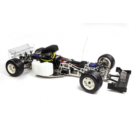 FG Formula 1 1/5 Competition Full Extras Zenoah 26cc
