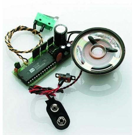 Krick Sound Module 3-tone Siren 9V