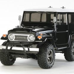 Tamiya Toyota Land Cruiser 40 Black Special CC-01 Kit