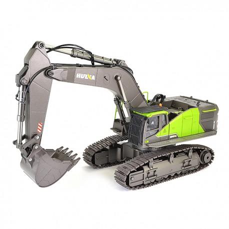 Huina 1550 1/14 Excavator Die Cast Bucket Hi-Torque Dig System