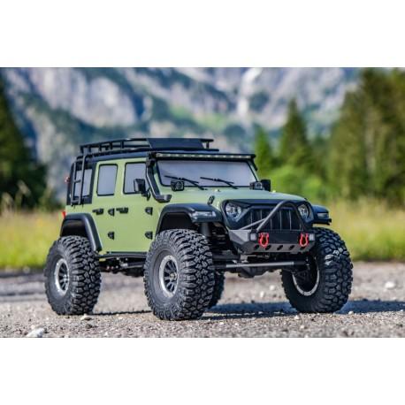 Absima 1/10 CR3.4 Sherpa Scale Crawler 4WD Green RTR