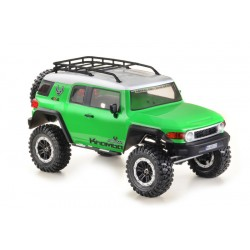 Absima 1/10 CR3.4 KHAMBA Scale Crawler 4WD Green RTR