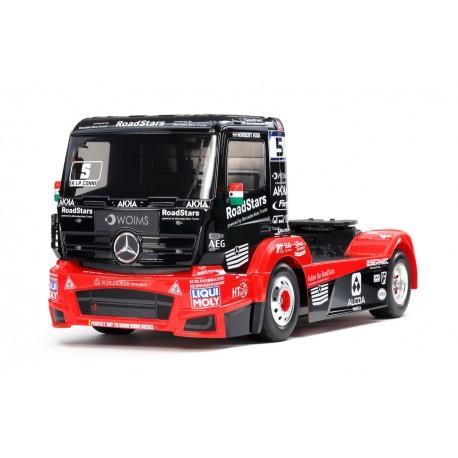 Tamiya TT-01 Type E Tankpool24 Mercedes Actros Kit