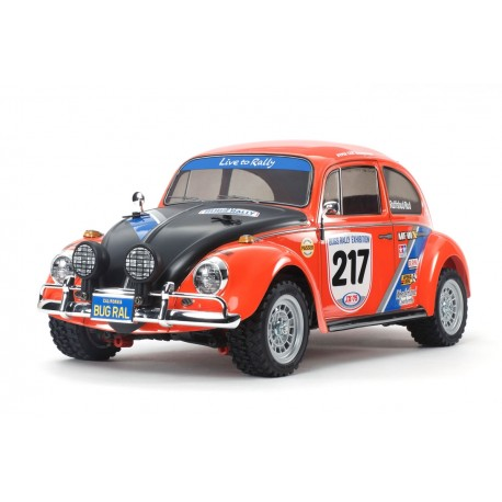 Tamiya MX-01 Volkswagen Beetle Rally Kit
