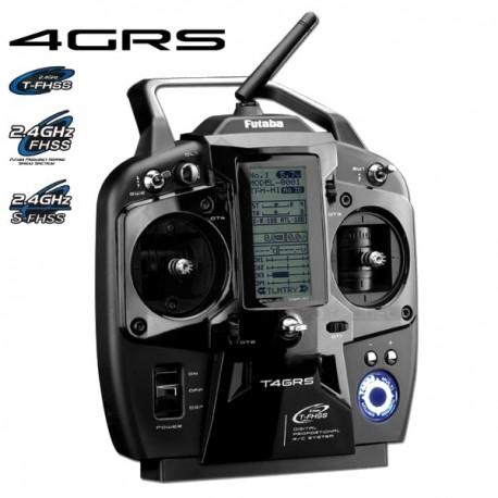 Futaba 4GRS 4-Channel Digital Surface Radio with R304SB