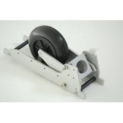 Fema Retractable Undercarriages for Wheel Diameter 112mm