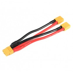 G-Force Y-Lead Parallel XT-60 12AWG Silicone Wire