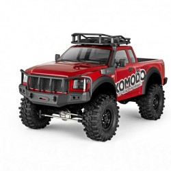 GMADE GS01 Komodo 4WD 1/10 Truck Scale Kit