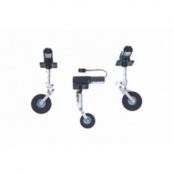 Graupner Retractable Electric Landing Gear up to 1000g