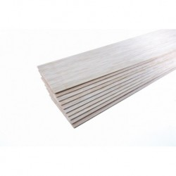 Balsa Sheets 2,5mm