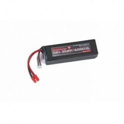 Graupner LiFe battery V-MAXX 30C 3-4000 9.9V G3.5