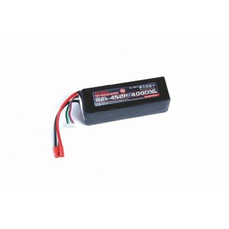 Graupner LiFe battery V-MAXX 30C 4-4000 13.2V G3.