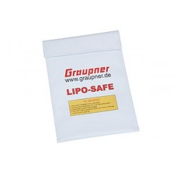 Graupner LiPo Safe, Security Bag 22x30 cm
