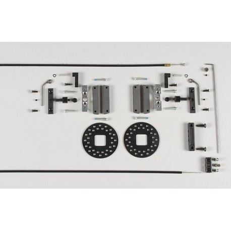 FG 10451 - Rear disk brake F1 set