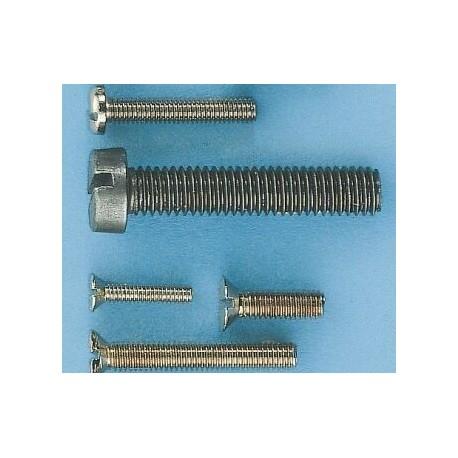 Cheese-head bolts M2x20