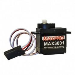 MAXPRO 3001 Micro Analog Servo