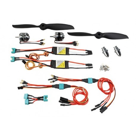 Multiplex Propulsion Kit TwinStar-BL