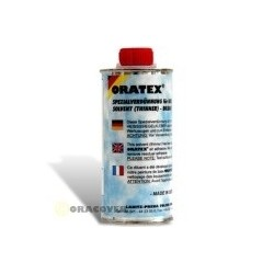 Oratex - special thinner 250 ml