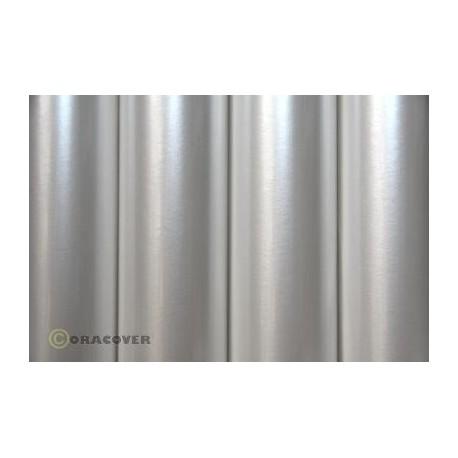 Oracover - Pearl white L- 60cm x C- 1m