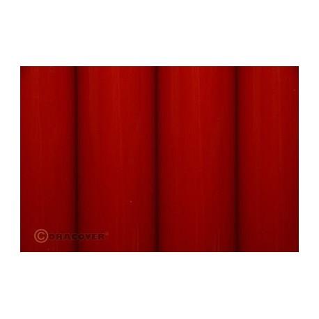 Oracover - Standard ferri red L- 60cm x C- 1m