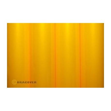 Oracover - Pearl golden yellow L- 60cm x C- 1m