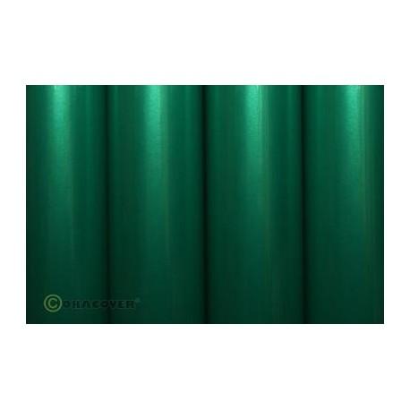 Oracover - Pearl green L- 60cm x C- 1m