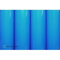 Oracover - Fluorescent blue L- 60cm x C- 1m