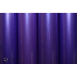 Oracover - Pearl purple L- 60cm x C- 1m