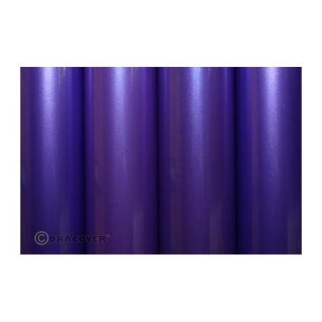 Oracover - Pearl purple L- 60cm x C- 1m