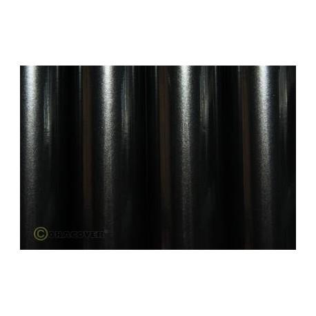 Oracover - Pearl charcoal L- 60cm x C- 1m
