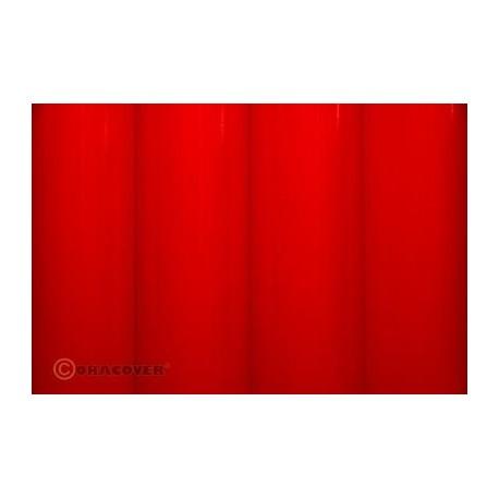 Orastick - Fluorescent red L- 60cm x C- 1m