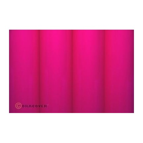 Orastick - Fluorescent pink L- 60cm x C- 1m