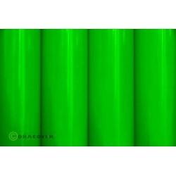 Orastick - Fluorescent green L- 60cm x C- 1m