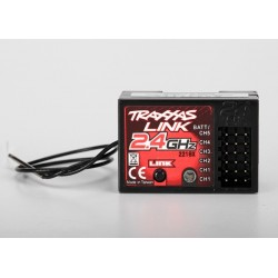 Traxxas Receiver Micro TQ 2.4 GHz with Traxxas Link 5-channel