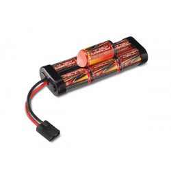 Traxxas Battery, Power Cell, 3000mAh NiMH, 7-C hump, 8.4V