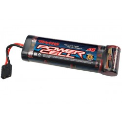 Traxxas Battery Series 4 Power Cell 4200mAh NiMH 7-C flat 8.4V