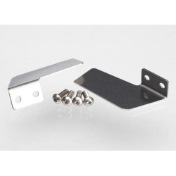 Traxxas 5732 Turn fins, left & right- 4x12mm BCS stainless 4