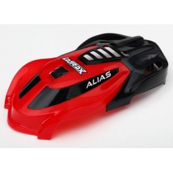 LaTrax Alias Canopy red