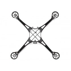 LaTrax Main Frame black
