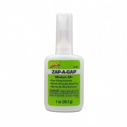 ZAP-A-GAP CA+ Green Label Medium Viscosity 28,3g