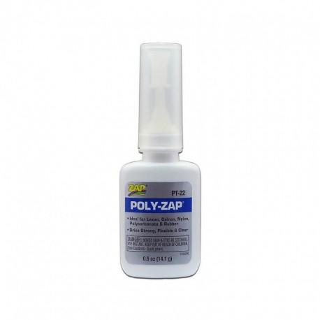 POLY ZAP CA Blue Label Medium Viscosity 14,1g