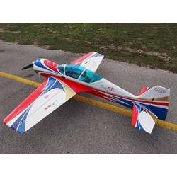 SebArt Sukhoi 29S 2.2m V2 (White/Red/Blue Version) ARTF