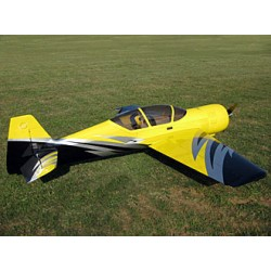 SebArt Sukhoi 29S 2.2m V2 (Yellow/Black Version) ARTF