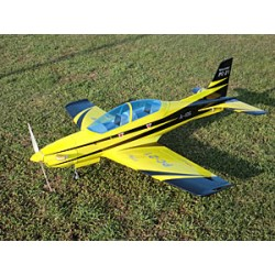 SebArt Pilatus PC21 50 Class SCALE (Yellow/Black Version) ARTF