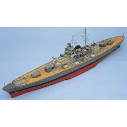 Aero-Naut Bismarck Battleship Kit