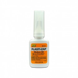 PLASTI-ZAP CA (Orange Label) Medium Viscosity 9,35gr.